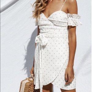 Sabo Skirt Polka Dot Dress